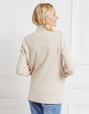 Wool-Rich Coat