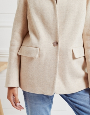 Wool-Rich Coat