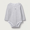 Counting Sheep Long Sleeve Bodysuit