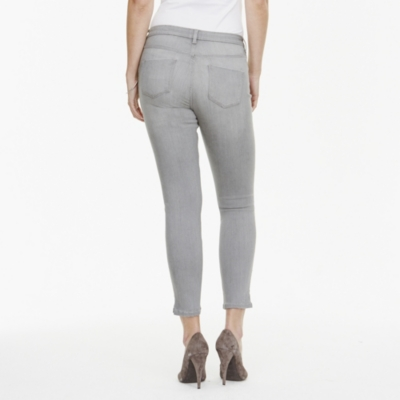 Symons Skinny Cropped Jeans