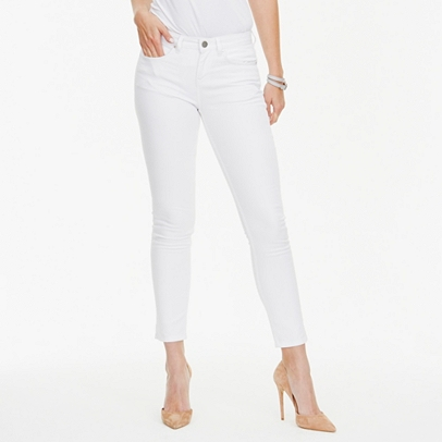 Symons Skinny Cropped Jeans | The White Company UK