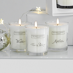 Christmas Scents Collection 3 x 75g