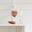 Cedar Rose Hanging Hearts - Set of 4