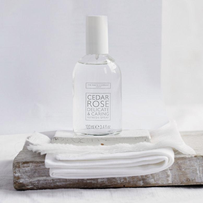 Image of The White Company Cedar rose refresh spray