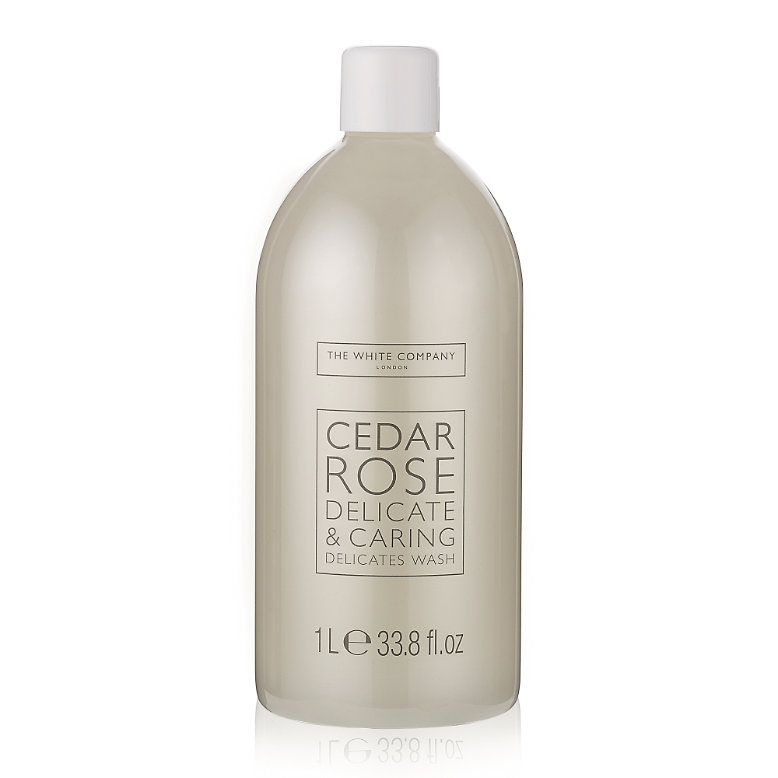 Image of The White Company Cedar rose delicates wash
