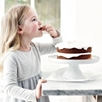 Porto Stoneware Cake Stand