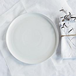 Fine Stoneware Dinner Plate