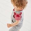 Crab Romper & Bodysuit