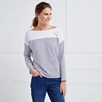 Boxy Pocket Stripe T-Shirt