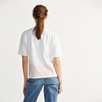 Cotton Slub Color Block T-Shirt