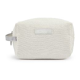 Cotton Sparkle Travel Pouch