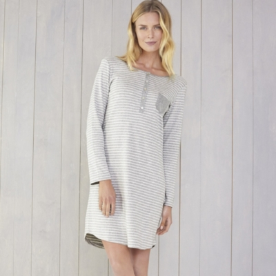 Stripe Night Gown
