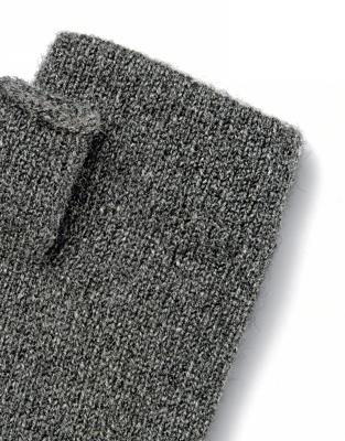 Cashmere-Rich Sparkle Wrist Warmer