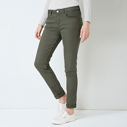 Coloured Symons Skinny Jeans