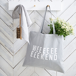 Weekend Shopper Bag