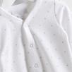 Classic Star Velour Sleepsuit
