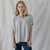 Cotton Rectangular Sweater