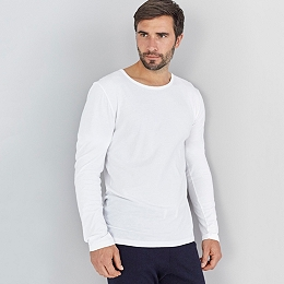 Cotton Long Sleeve Top