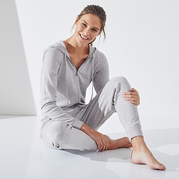 Cotton-Cashmere Onesie