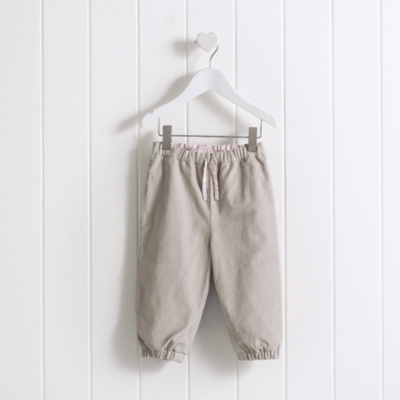 Baby Girls' Corduroy Trousers