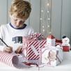 Father Christmas Tags Set of 6