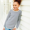 Curved Hem Sweater (4-10yrs)