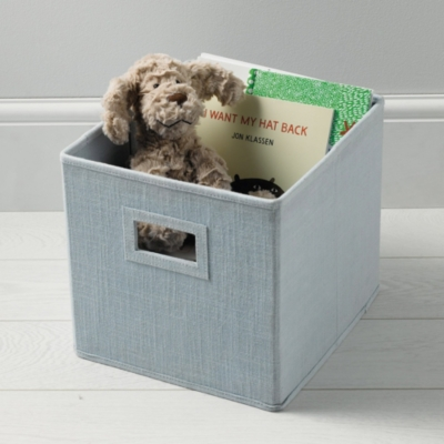 Storage Cubes - Blue