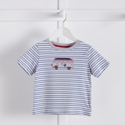 Campervan Motif T-Shirt (1-5yrs)