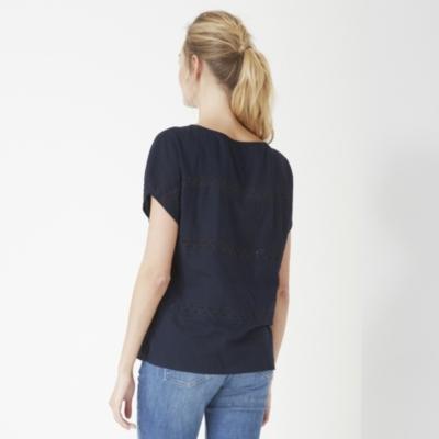 Cutwork T Shirt