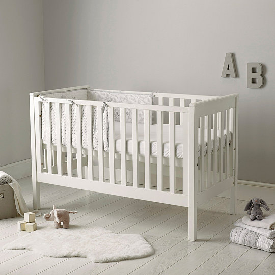classic cot bed classic collection the white company uk
