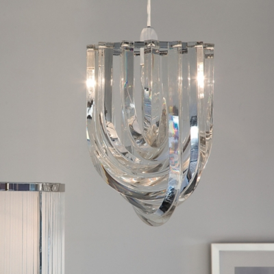 Deco Chandelier Light Shade