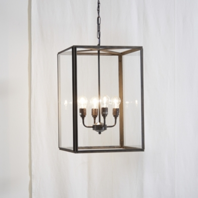 Davey Square Pendant Extra Large Ceiling Light