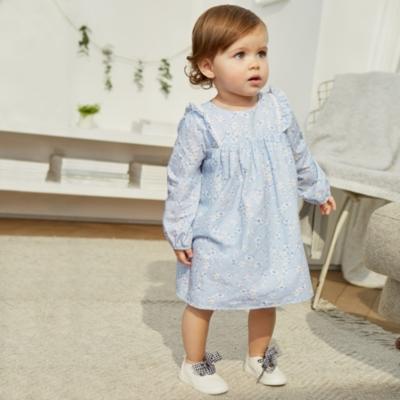 Daisy Print Dress - The White Company