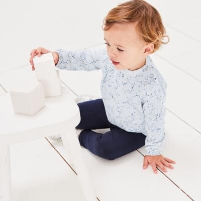 Daisy Sweater & Legging Set - The White Company