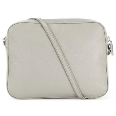 The Double Zip Crossbody Bag