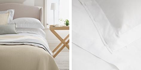 Dorchester Bed Linen Collection