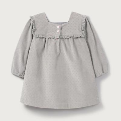Dotty Cord Dress
