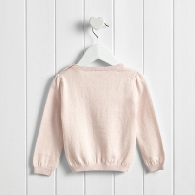 Dove Motif Sweater