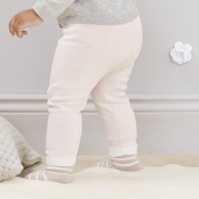 Dotty Knitted Pants