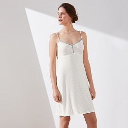 Daisy Print Nightgown