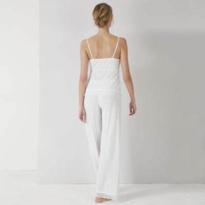 Polka Dot Print Pajama Set
