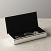 Silver Plated Box - Large