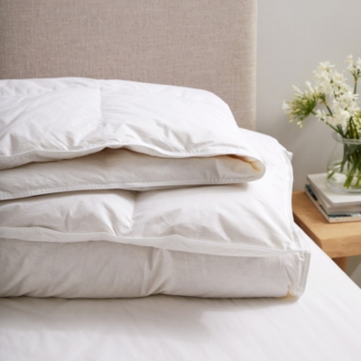 Duck Feather & Down Duvet - 4.5 Tog