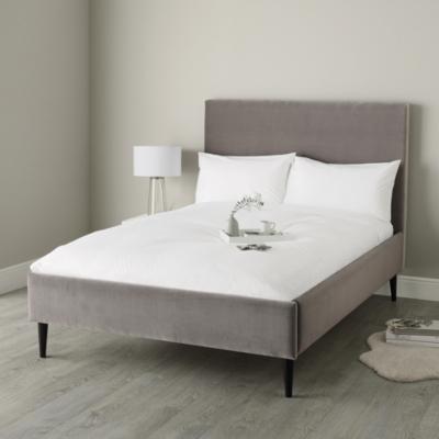 Dulwich Velvet Bed - 2 Colours