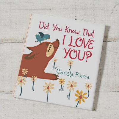 'Did You Know That I Love You' by Christa Pierce