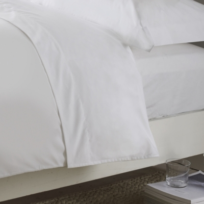 Easy Iron Egyptian Cotton Flat Sheet