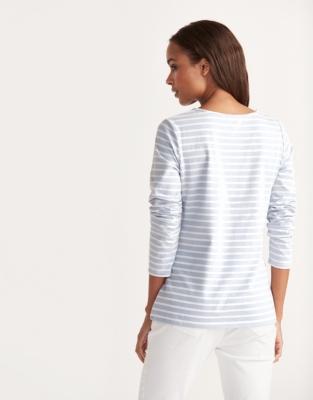 Essential Breton Stripe T-Shirt - Blue Stripe