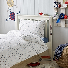 Anchor Star Easy Care Bed Linen