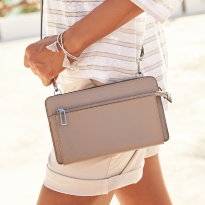 Essentials Cross Body Bag
