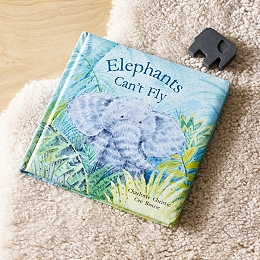Elephants Can't Fly Book by Charlotte Christie